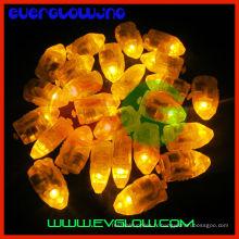 mini led lumière de jaune pour ballons vente chaude 2017