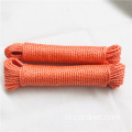 Orange PP Splitfilm Bale Rope / Package Rope