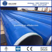 SA2.53lpe coated q235 steel pipe