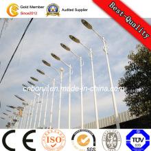 Lampadaire solaire de 30W 40W 60W LED / réverbère solaire de 8m