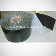 Sistema de revestimento de 3 camadas e fita adesiva de envolvimento de tubos aplicados por frio anticorrosivo
