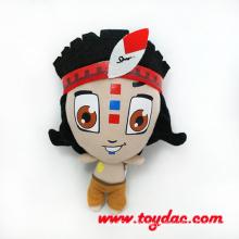 Afrika Werbe Spielzeug Plüsch Kleiner Prinz Spielzeug