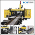 3D+Three+Spindles+H+Beam+Drilling+Machine
