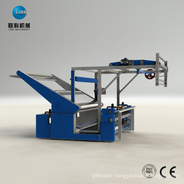 Textile Dyeing Process Inspection Rolling Winding Machine