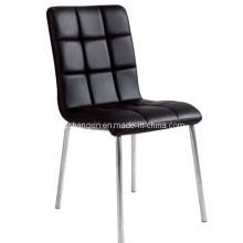 Высокое качество новых современных роскошных PU кожа обеденной креслом