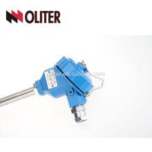 oliter assembly faston flex armadura a prueba de explosiones hornos de unión termopar s medidor de temperatura
