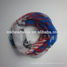 world cup football scarf polyester