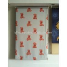 Новый дизайн печатных рулонных штор с низкой ценой водонепроницаемый шторный ролик печати