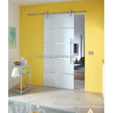 Stainless steel sliding door rollers for glass sliding barn door hardware