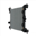 Heavy duty engine cooling truck radiator for CHEVROLE-T
