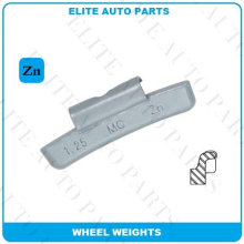Zn-Mc Series Wheel Balance Weights