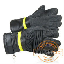 Перчатки пожарного с EN стандарт огнезащитного водонепроницаемый