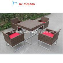2016 садовая мебель Патио обеденный стол и стул (CF965)