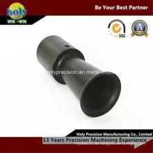 Kundenspezifisches CNC Delrin / POM / PVC / ABS-Plastikbearbeitungsteil