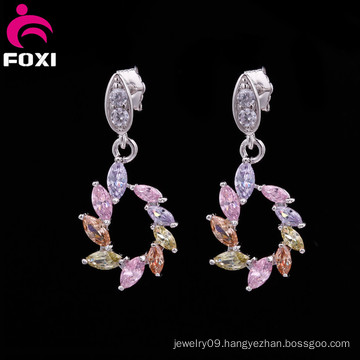 New Product in Chinese Market Coppering African Jewelry Earring