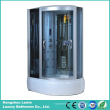 Cheap Price Tempered Glass Steam Shower Cabin