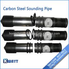Tuyau de sonde en acier au carbone
