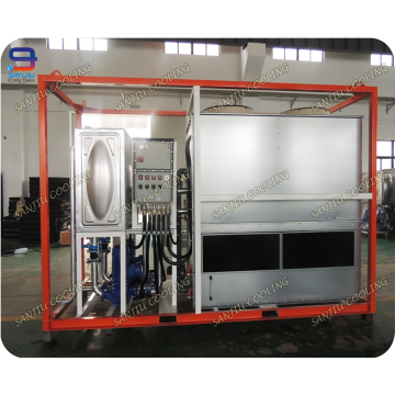 15 Ton Superdyma Closed Circuit Counter Flow GTM-3 Closed Loop Cooling Tower China