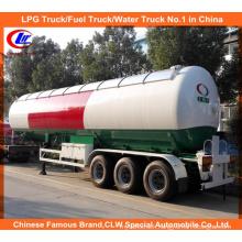 Heavy Duty ASME 40, 000 Liters LPG Gas Tanker Cylinders Semi Trailers 20mt for Middle East Market