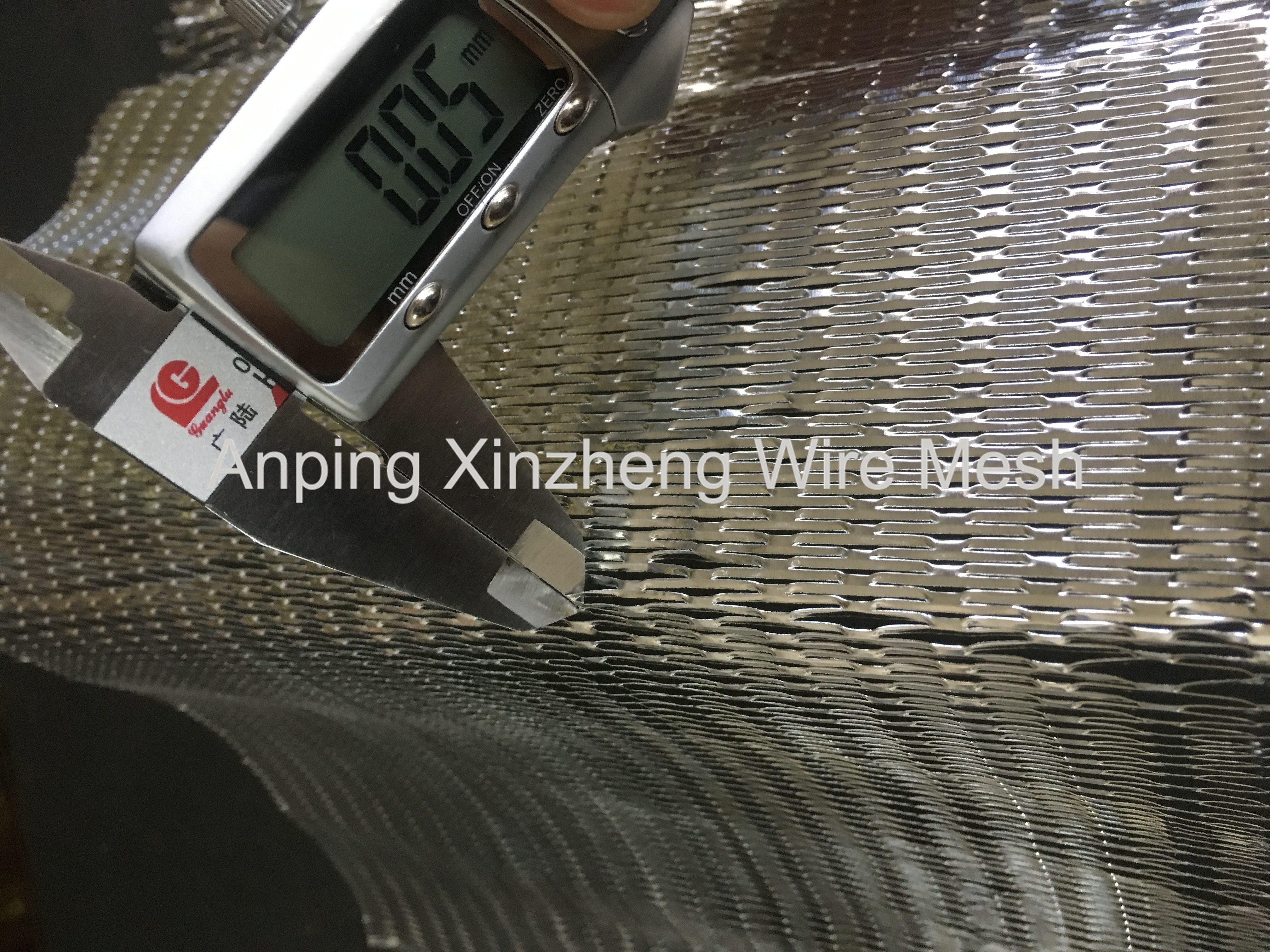 Aluminum Foil Mesh for Filter
