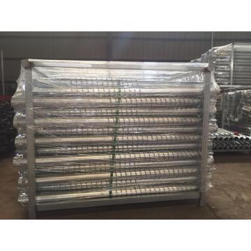 76 * 3 * 1200 mm Erdungsschraube für Solarmontage