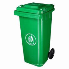 120L Plastic Wheelie Bins Fit with Garbage Truck (FS-80120A)