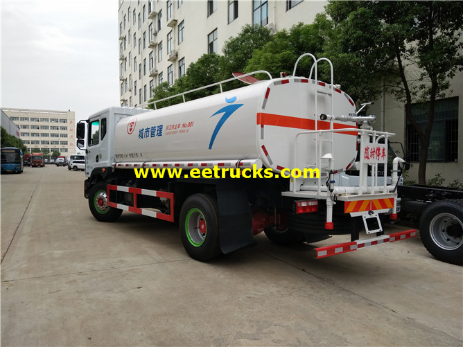 Light Water Tank Truck
