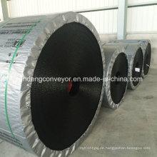 Rubber Steel Cord Belting für Schüttguthandling