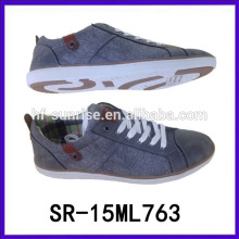 Los nuevos zapatos con estilo del mens ocasionales ocasionales baratos calzan los zapatos ocasionales de los hombres de italy