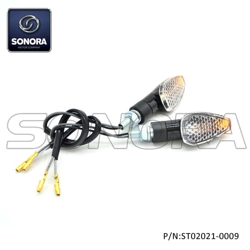 ST02021-0009 Plastic Shell, Bulb E-mark Bulb Light (7)