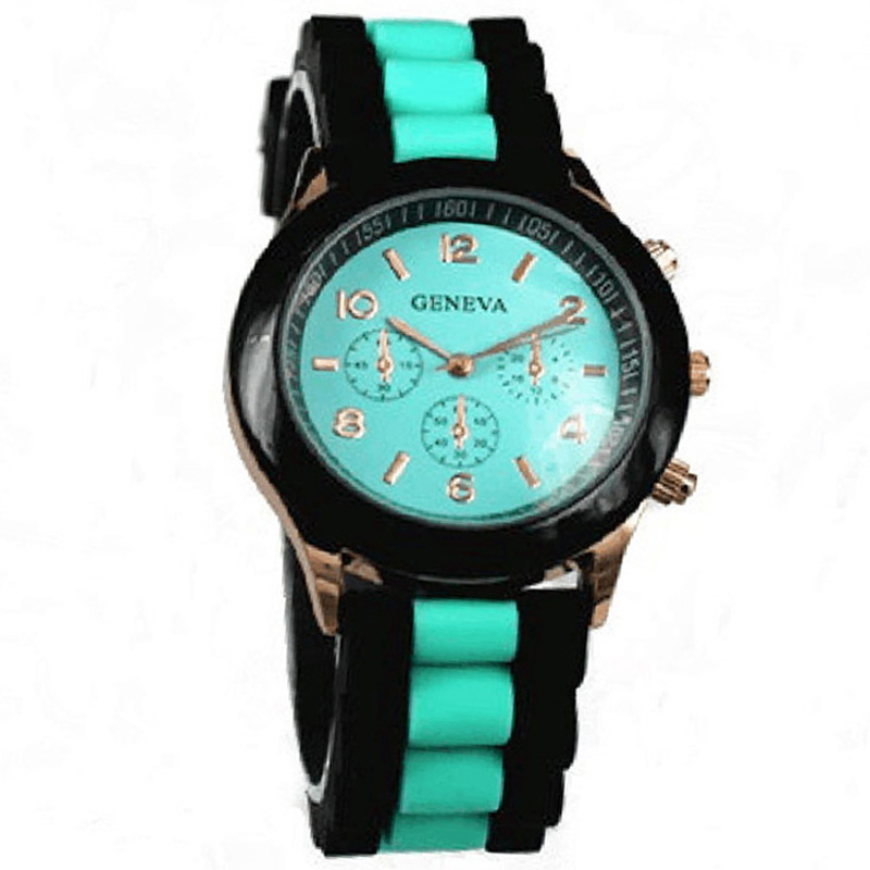 Designer Geneva Ladies Quartz Watch