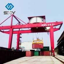 35 t / 40,5 ton doppelträger rmg portalkran