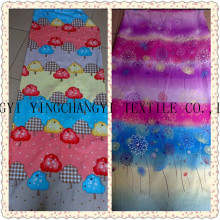 Imprimir Tela algodón poliéster impresión textil