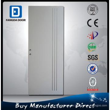 Heiße Verkaufspolyurethaneinspritzungshohlkern-Metalltür Fangda