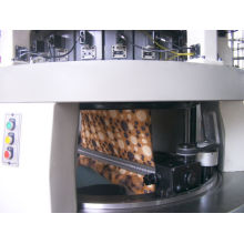 Plüsch Gewebe Imitation Pelz Acryl Faser Polyester Faser Komplett Maschine (CLJ)