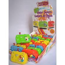 Camera Water Gun Toy Candy (91016)