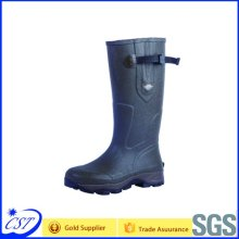 Rubber European Style Rain Boots for Men