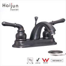 Haijun Produtos de alta demanda cUpc Banheiro contemporâneo Torneira de lavatório de lavatório de latão