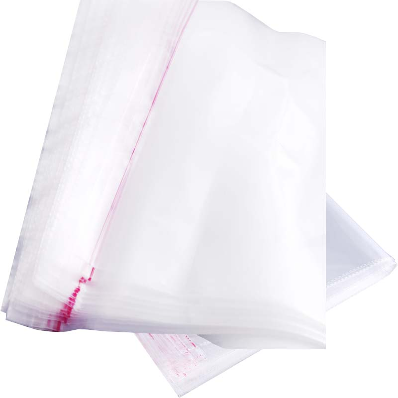 pe-peel self-adhesive bag