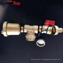 Soupape en laiton de sécurité de soulagement de pression de Gutentop en laiton
