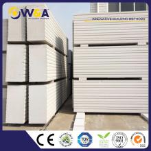 (ALCP-150) Panneaux de particules ALC à béton aéré léger en Chine / Panneaux muraux ALC 150MM