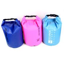 Natação Esportes 15L PVC impermeável mochila sacos secos (yky740)