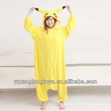 Promocional Carnaval Cosplay Pikachu Adulto Traje