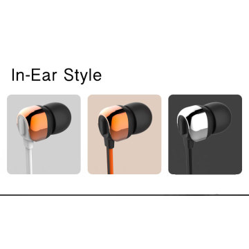 Ecouteurs 3.5mm Universal Super Bass Headset Stereo