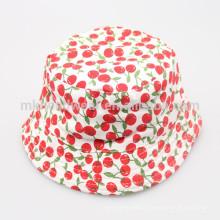 Fashion Cotton Kids Sun-Protection Bucket Hats for Wholesale