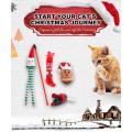 Merry Christmas New 2020 Petstar Guaranteed Quality Christmas Cat Toy Set Mouse