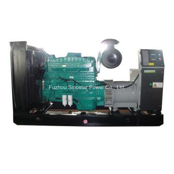 Gerador diesel de 144kw 180kVA com o motor de 6CTA 8.3-G2 CUMMINS