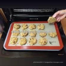 Haute qualité FDA Grade Safe Silicone Baking Disc Mat pour Four