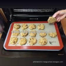 High Quality FDA Grade Safe Silicone Baking Disc Mat For Oven