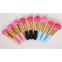Мини оптовая многоцветный макияж губка Brush